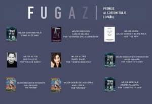 foto premio Fugaz