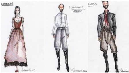 La Peste y los secretos de su vestuario Peris Costume 1